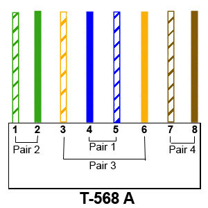CATEGORY 6 (T-568 A)