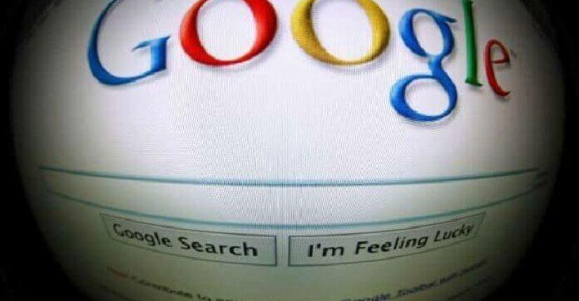 Google Fisheye Search