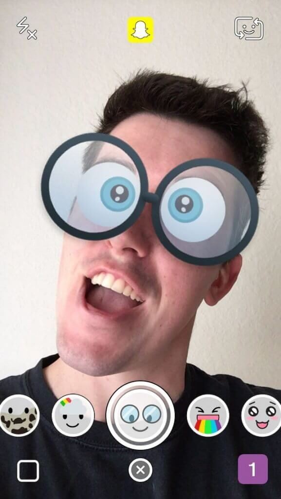 Selfie Lenses