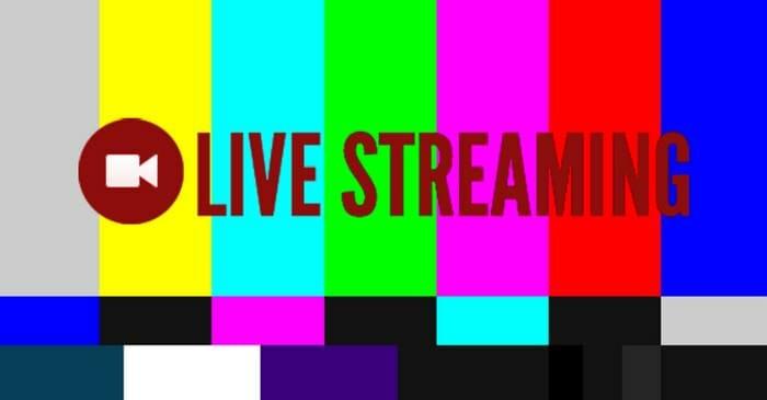 Social Media Live Streaming