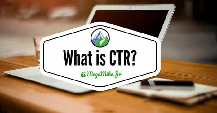 What is CTR?