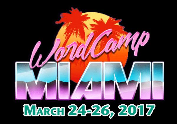 WordCamp Miami 2017