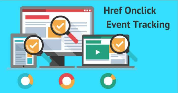 Href Onclick Event Tracking