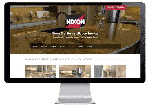 Nixon Granite Installation Services