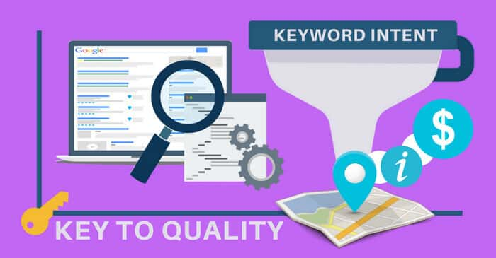 Focus on Quality and Keyword Intent