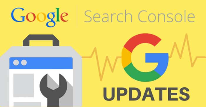 Updates: The New Google Search Console
