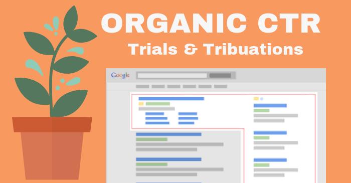 Organic CTR Trends